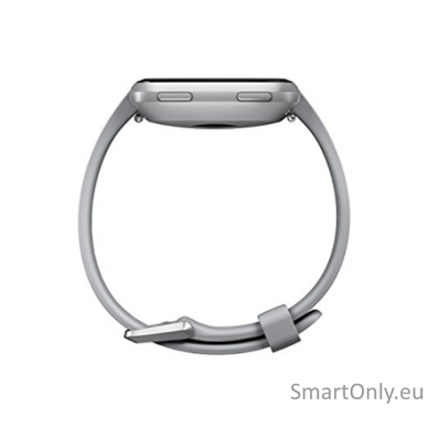 Fitbit Versa NFC išmanusis laikrodis (pilka) 4