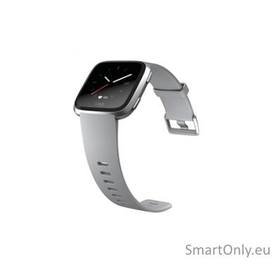 Fitbit Versa NFC išmanusis laikrodis (pilka) 5