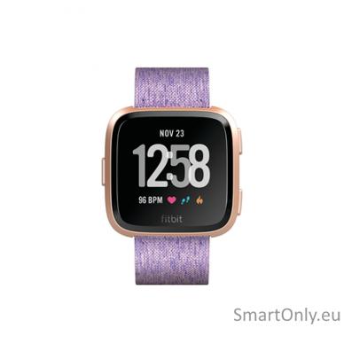 Išmanusis laikrodis Versa NFC Special Edition (alyvinė) 2