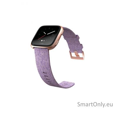 Fitbit Versa NFC Special Edition išmanusis laikrodis (alyvinė) 3
