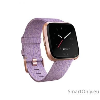 Išmanusis laikrodis Versa NFC Special Edition (alyvinė)