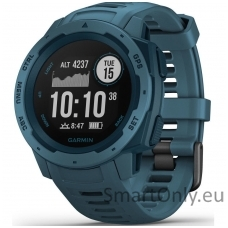 Išmanusis laikrodis Garmin Instinct Lakeside Blue