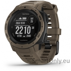 Išmanusis laikrodis Garmin Instinct Tactical Coyote Tan