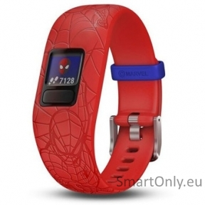 Garmin Vivofit Jr2 Adjustable Spider Man Red