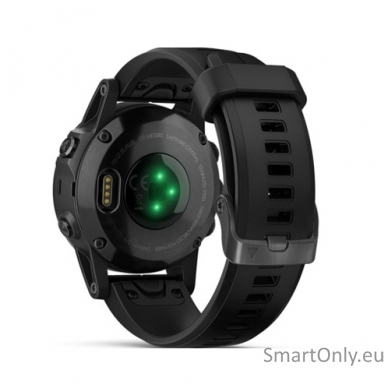 Išmanusis laikrodis GARMIN Fenix 5S Plus Sapphire 2