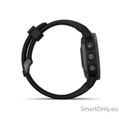 Išmanusis laikrodis GARMIN Fenix 5S Plus Sapphire 3