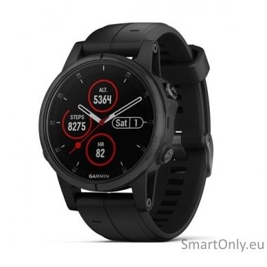 Išmanusis laikrodis GARMIN Fenix 5S Plus Sapphire