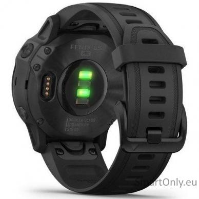 Išmanusis laikrodis Garmin Fenix 6S PRO Black 4