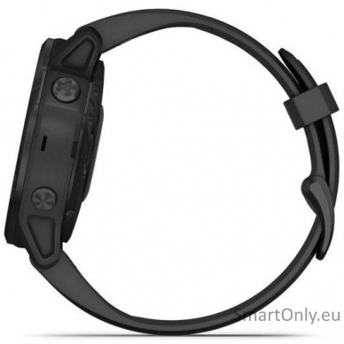 Išmanusis laikrodis Garmin Fenix 6S PRO Black 3