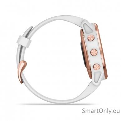 Išmanusis laikrodis Garmin Fenix 6S PRO Rose Gold 3