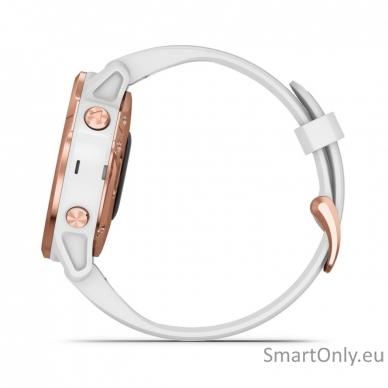 Išmanusis laikrodis Garmin Fenix 6S PRO Rose Gold 4