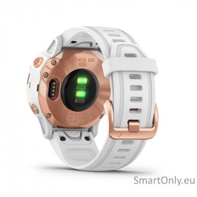 Išmanusis laikrodis Garmin Fenix 6S PRO Rose Gold 5