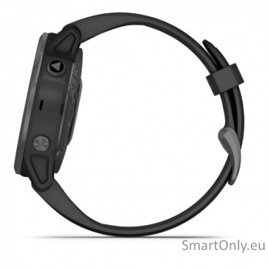Išmanusis laikrodis Garmin Fenix 6S Saphire Carbon Grey 3