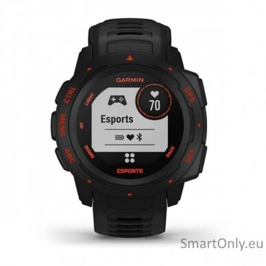 Garmin Instinct Esports Edition Black Lava 2