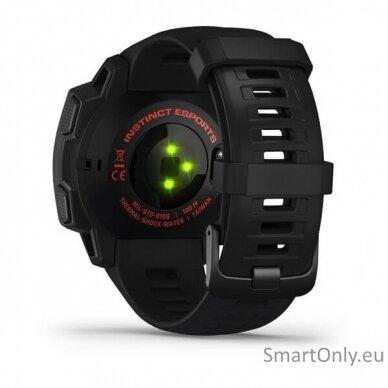 Garmin Instinct Esports Edition Black Lava 5
