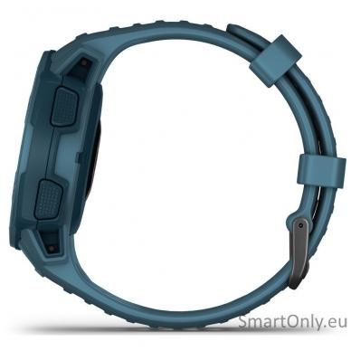 Išmanusis laikrodis Garmin Instinct Lakeside Blue 5