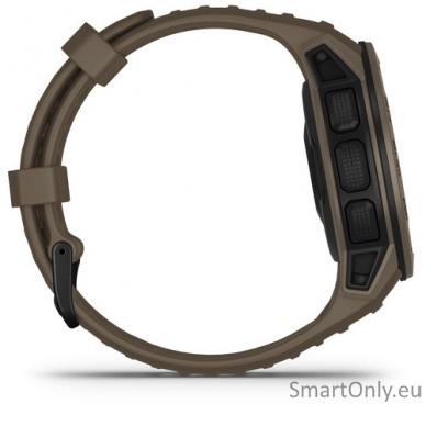 Išmanusis laikrodis Garmin Instinct Tactical Coyote Tan 4