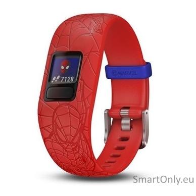 Garmin Vivofit Jr2 Adjustable Spider Man Red