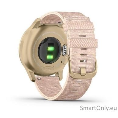 Garmin Vivomove Style Gold Pink 5