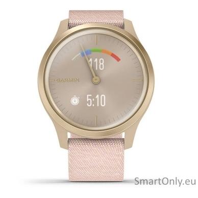 Garmin Vivomove Style Gold Pink 2