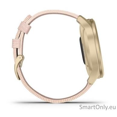 Garmin Vivomove Style Gold Pink 3