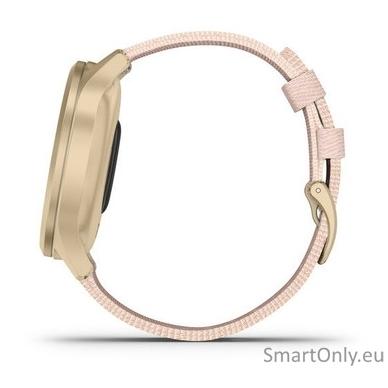 Garmin Vivomove Style Gold Pink 4