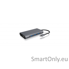 Icy Box USB Type-C adapteris