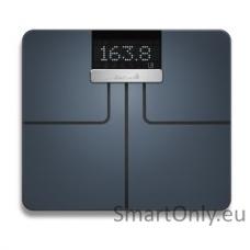 Išmaniosios svarstyklės Garmin Index Smart Scale Black