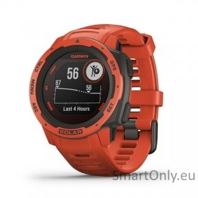 Instinct Solar, GPS Watch, Flame Red, WW