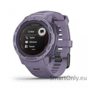 Instinct Solar, GPS Watch, Orchid, WW
