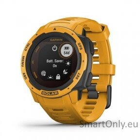 Instinct Solar, GPS Watch, Sunburst, WW