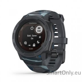 Instinct Solar, Surf, Edition, GPS Watch, Pipeline, WW