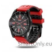 Išmanusis laikrodis - telefonas DT NO.1 GS8 (Raudona)