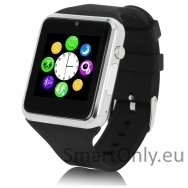 Išmanusis laikrodis-telefonas ZGPAX S79 (Juoda/sidabrinė)