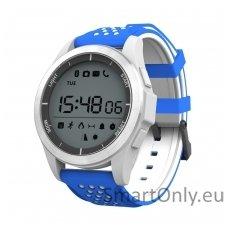 Išmanus laikrodis DT NO.1 F3 (Balta/mėlyna)