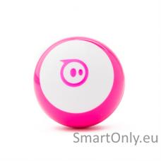 Išmanus žaislas SPHERO Mini Robot (Rožinė/balta)