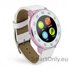 Išmanusis laikrodis ZGPAX S366 (Rausvai/auksinis)