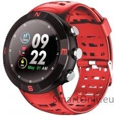 Išmanusis GPS laikrodis DT NO.1 F18 (Raudona)