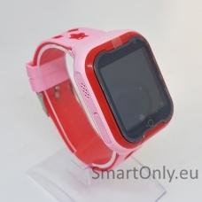 Išmanusis GPS laikrodis-telefonas vaikams M05 (rožinė)