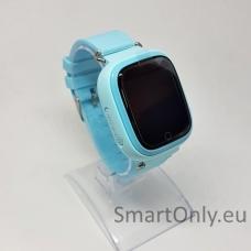 Išmanusis GPS laikrodis-telefonas vaikams TD02-S (mėlyna)