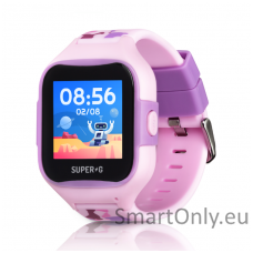 GPS Smartwatch for kids Super-G Blast Camo Pink