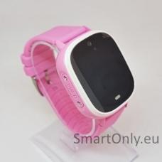 Išmanusis GPS laikrodis-telefonas vaikams TD-31 (rožinė)