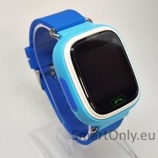 Išmanusis GPS laikrodis-telefonas vaikams TD02 (mėlyna)
