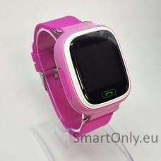 Išmanusis GPS laikrodis-telefonas vaikams TD02 (rožinė)