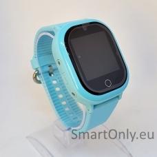 Išmanusis GPS laikrodis-telefonas vaikams TD06-S (mėlyna)