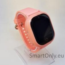 Išmanusis GPS laikrodis-telefonas vaikams TD06-S (rožinė)