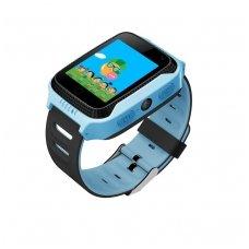 Išmanusis GPS laikrodis Sponge See (Mėlyna)