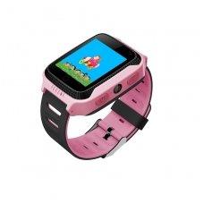 Išmanusis GPS laikrodis Sponge See (Rožinė)