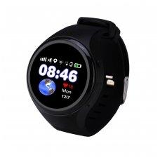 Išmanusis GPS laikrodis vaikams ZGPAX S88L (Juoda)