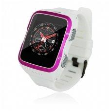 Išmanusis laikrodis-telefonas ZGPAX S83 (Rožinė)